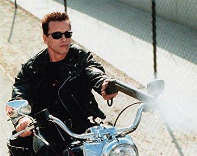ターミネーター2  バイク ショットガン