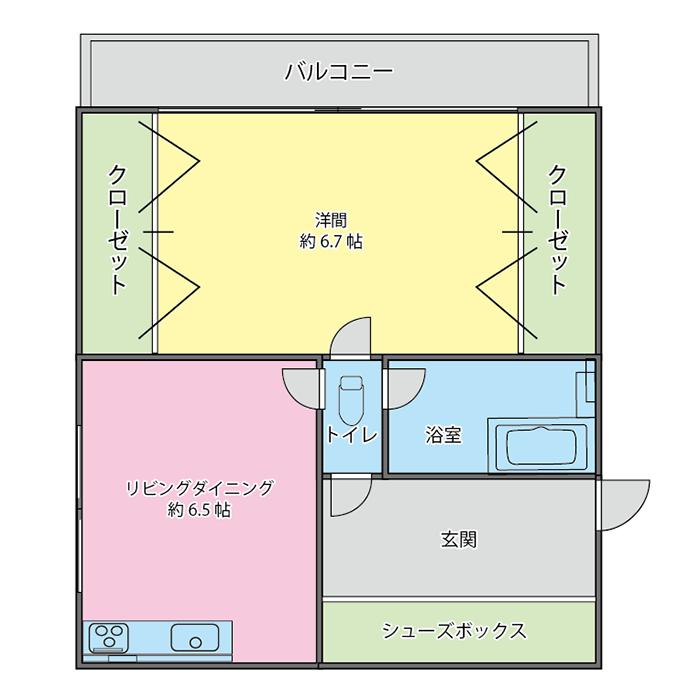 y澤不動産 間取り 03
