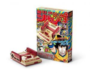「週刊少年ジャンプ」バージョンのミニファミコンが発売決定!あの名作も…