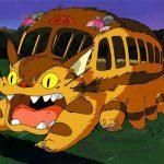 グンマーで「ネコバス」が発見される